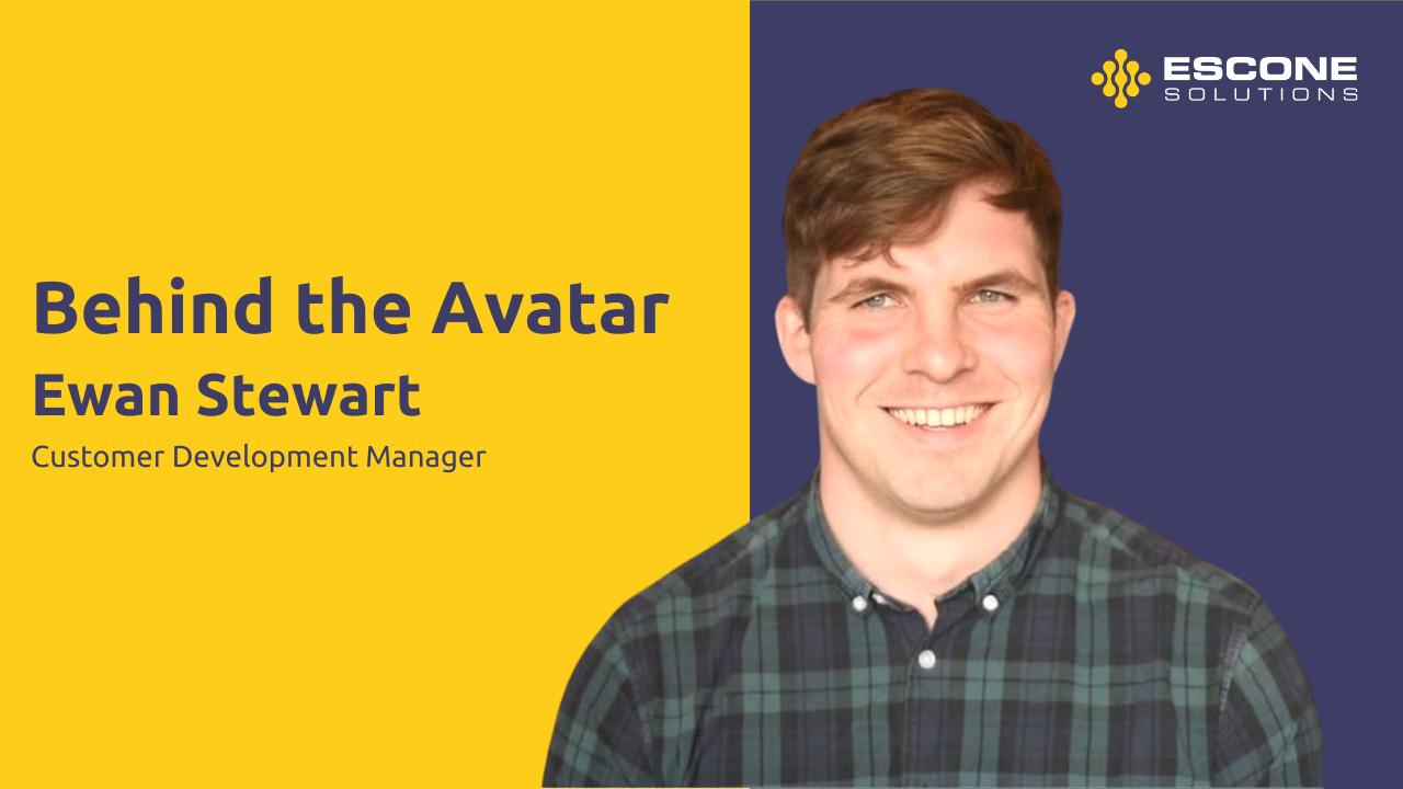 Behind the Avatar – Ewan