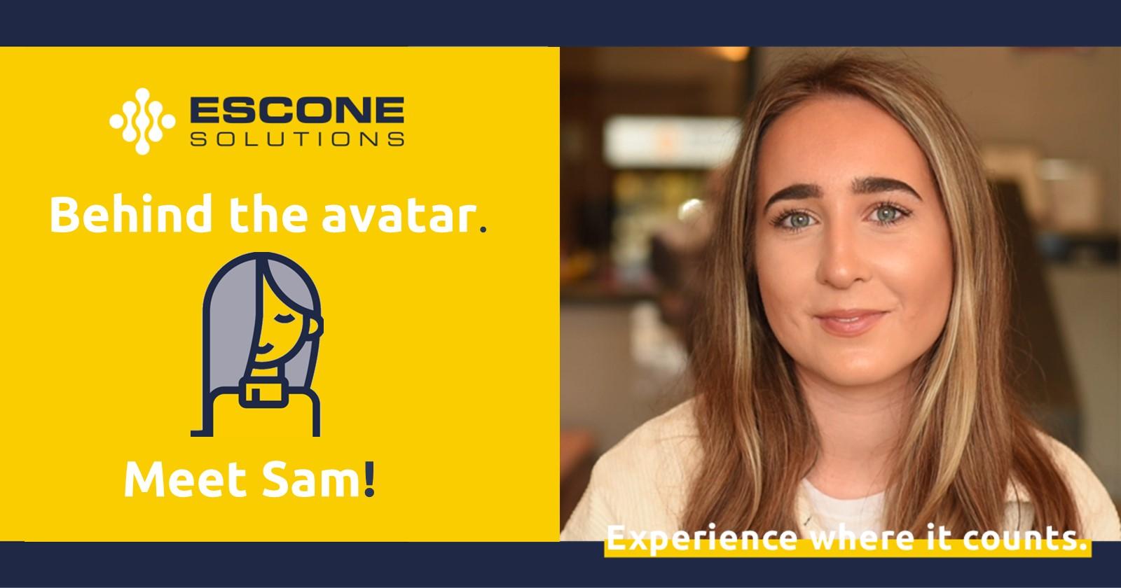 Behind the Avatar - Meet Sam